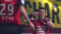 09/11/12 : Romain Alessandrini (74') : Nancy  - Rennes (1-3)