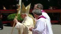 Pope Benedict XVI to step down in historic move