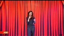"""11/02/13 Vero TV - Marghe conduce il programma Chiacchiere """"A tu per tu con Wilma De Angelis"""""""
