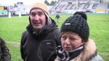 Interview Supporters après Brive - Aurillac