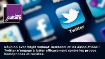 Twitter s'engage à lutter efficacement contre l'homophobie et le racisme