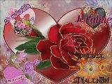 Joyeuse Saint Valentin(Je t'aime à l'italienne et mon seul amour)