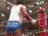 Barbed Wire: Onita & Goto vs. Matsunaga & Greyman 12/10/89