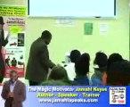 The Magic Motivator Jamahl Keyes Youth Speaker.