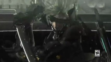 Bad Day Television Commercial de Metal Gear Rising : Revengeance