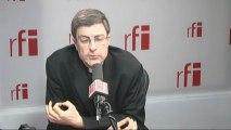 Monseigneur Éric de Moulins-Beaufort, évêque auxiliaire du diocèse de Paris