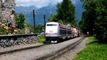 Festival Vapeur 2012 au Swiss Vapeur Parc
