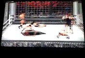Elimination Chamber 2013 - Elimination Chamber Match to determine the No. 1 contender for the World Heavyweight Championship, Mark Henry vs Chris Jericho vs WWE Tag Team Champion Kane vs Jack Swagger vs WWE Tag Team Champion Daniel Bryan vs Randy Orton