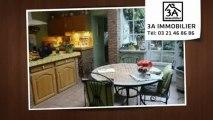 A vendre - maison - CALAIS (62100) - 5 pièces - 140m²