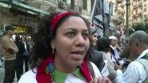 Des Egyptiennes élèvent la voix contre les agressions sexuelles