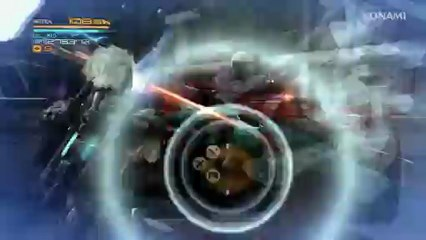 Skill Upgrades Trailer de Metal Gear Rising : Revengeance