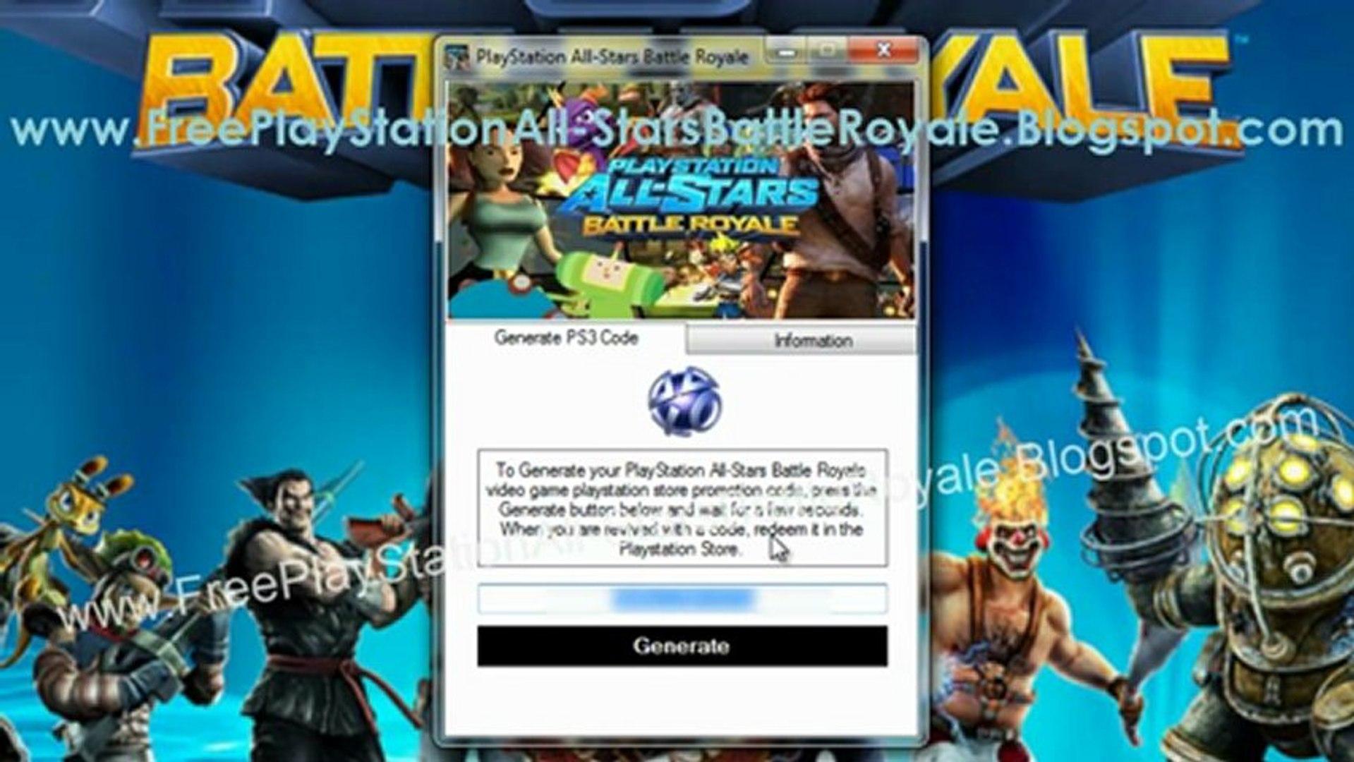 PlayStation All-Stars Battle Royale DLC Full Game Crack + Free Download