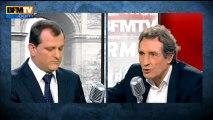 """Louis Aliot : """"Des centaines de syndicalistes CGT sont membres du FN"""" - 13/02"""