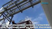 Traçage électrique - Câbles chauffants FLEXTRACE de FLEXELEC
