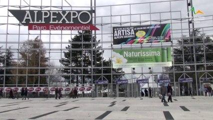Salon Naturissima 2012 - MNEI - Alpexpo Grenoble
