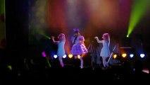 Kyary Pamyu Pamyu Ninjyari Bang Bang lors deson concert à La Cigalle de Paris