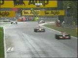Fernando Alonso vs Lewis Hamilton - GP Italia 2008