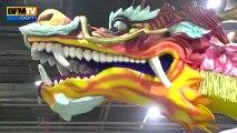 Carnaval de Nice : au coeur des préparatifs - 13/02