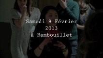 OBR: Répétition à Rambouillet Flashmob OBR