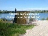 Toilettes sèches bretagne avec Toilitech - tel : 04 92 202 200. toilettes sèches bretagne.