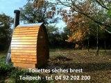 Toilettes sèches brest Toilitech tel 04 92 202 200 - toilettes sèches brest