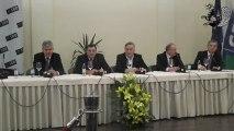 Pres konferencija povodom sastanka šestorke, 16.02.2012.