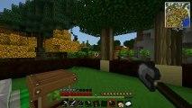 Tree Farm Machine - Minecraft Feed The Beast, Ep.35   Dumb and Dumber