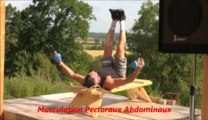 Musculation Pectoraux Abdominaux Fitness Gym TAD