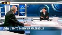L'édito d'Olivier Mazerolle : Le gouvernement doit réviser l'objectif de 3% - 12/02