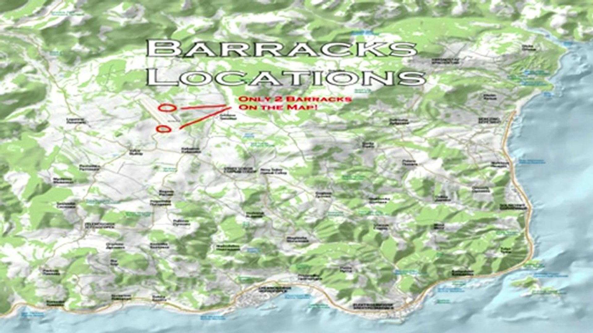 DayZ Guides - Where to Find a GPS