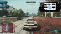 Need for Speed : Most Wanted - Wii U Demo
