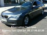 Réservation taxi lyon - Express Taxi Lyon tel 06 17 98 07 39  - Réserver un taxi à lyon