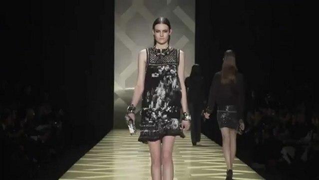 Roberto Cavalli Fall/Winter 2013 Fashion Show