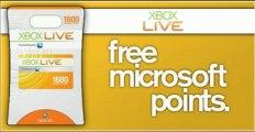 Working xbox points - Free Microsoft Points - Free Xbox Points