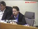 Discussion générale par François Delapierre sur les emplois d'avenir etles emplois-tremplin