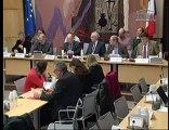 13/02 - Commission des affaires économiques : représentants syndicaux d'Alcatel-Lucent