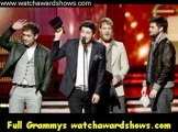 "$Mumford & Sons' Ben Lovett live performance ""I Will Wait"" on the 55th GRAMMY Awards 2013"