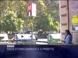 Piazza Vittorio Emanuele II, il progetto