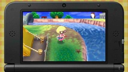 Animal Crossing : New Leaf - Trailer 14/02/13 de Animal Crossing : New Leaf