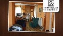 A vendre - maison - CALAIS (62100) - 3 pièces - 85m²