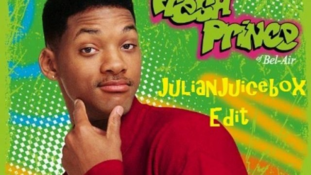 Will Smith & Jazzy Jeff - The Fresh Prince of Bel-Air Theme (JulianJuicebox Mix)