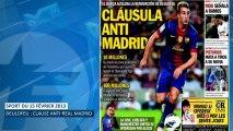 Le mercato du Barça passionne déjà la presse espagnole !