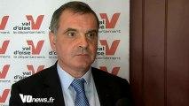 Arnaud Bazin s'inquiète à propos de la baisse des dotations de l'Etat aux collectivités locales