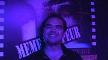 14 FEV IMPRESSION DE XAVIER GENS INVITE DU FESTIVAL A L OUVERTURE DU FESTIVAL MEME PAS PEUR