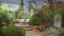 Mas à louer Ménerbes (84560)  avec piscine - Location saisonnière Luberon - 11 personnes