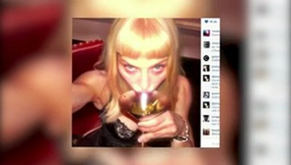 Madonna Welcomes Herself to Instagram