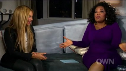 Beyoncé Oprah's Next Chapter preview