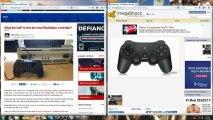 Playstation 4 Controller Prototype Model Revealed?