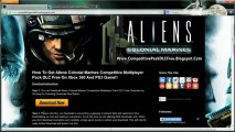 Aliens Colonial Marines Competitive Multiplayer Pack DLC - Xbox 360 - PS3