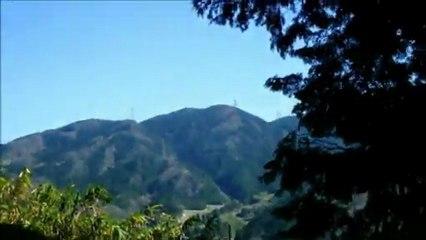 近つ飛鳥風土記の丘 管理棟から展望台、そして平石城跡へ